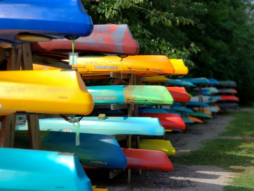 Higher Pursuits kayaks